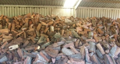 20kg Bag Seasoned, Split Ironbark Firewood